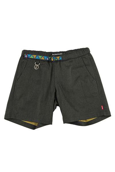 ROLLING CRADLE RC STANDARD TWILL SHORTS BLACK