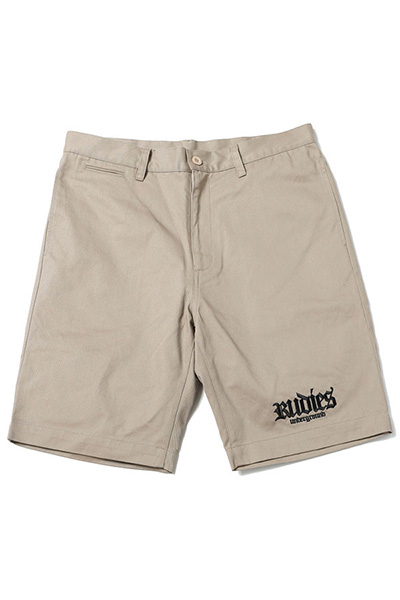RUDIE'S HOOK WORK SHORTS BEIGE