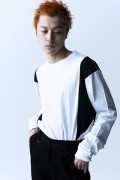 PARADOX PX15-A-LS01 SWITCH L/S TEE (WHITE-BLACK)