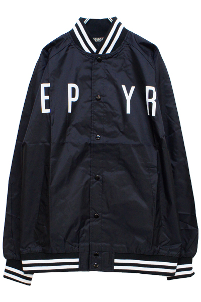 Zephyren (ゼファレン) NYLON STUDIUM JKT -PORTAL- BLACK