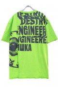 MISHKA MSS190022 T-SHIRT GREEN