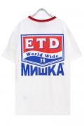 MISHKA MSS190009 T-SHIRT WHITE