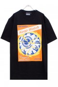 MISHKA MSS190006 T-SHIRT BLACK