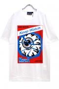 MISHKA MSS190006 T-SHIRT WHITE