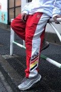 FILA FM9536 EASY LONG PANT FLAME RED
