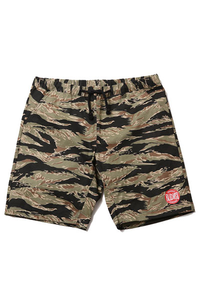 RUDIE'S DRAWING BALL SHORTS CAMO