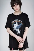 DISTURBIA CLOTHING UNICORN T-SHIRT