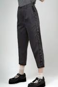 DISTURBIA CLOTHING Peggy Stud Trousers