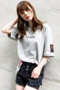 WASTED PARIS T-shirt Essential Grey