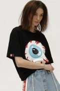 MISHKA MSS190028 T-SHIRT BLACK