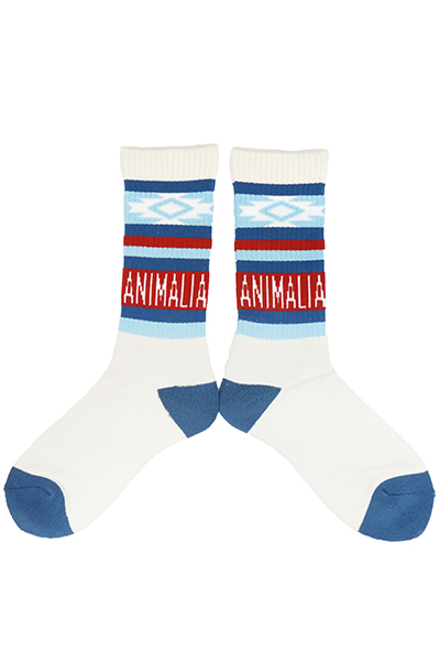 ANIMALIA AN17S-AC08 Huprok SOX #001 WHITE
