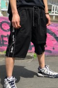 MISHKA MSS190846 SHORT BLACK