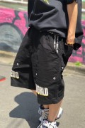 MISHKA MSS190877 SHORT BLACK