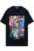 Zephyren(ゼファレン)S/S TEE - GIRL TATTOO - BLACK
