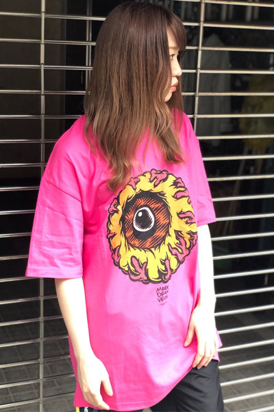 MISHKA (ミシカ) EX181362 MARK DEAN VECA K.W T SAFETY PINK