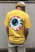 MISHKA MSS190007 T-SHIRT YELLOW