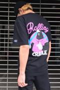 ROLLING CRADLE CYCLOPS HOLIDAY -SMILE- / Black