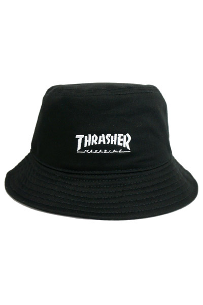 THRASHER MAG NEW ERA BUCKET HAT  76a23a027e5e