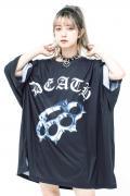 TRAVAS TOKYO【トラバストーキョー】メリケンサックモアビッグTシャツ Black