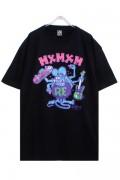 """MAGICAL MOSH MISFITS RATFINK x MxMxM """"MAGICAL MOSH RATFINK"""" TEE BLACK2"""
