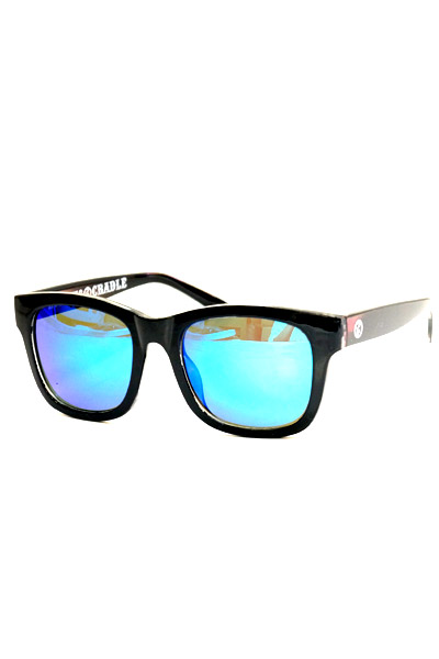 ROLLING CRADLE RC GLASSES -ROMA- / Blue