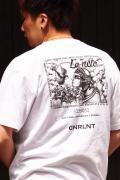 GoneR -La Neta- GRL04CT002 LUZ Y SOL T-Shirts White