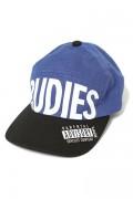 RUDIE'S PHAT PANELCAP BLUE