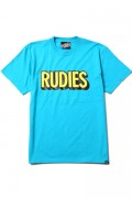 RUDIE'S SOLID PHAT-T TURQUOISE BLUE