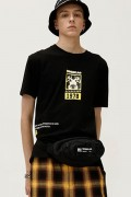 MISHKA MSS190075 T-SHIRT BLACK