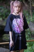 【予約商品】アマツカミ 夢菊/ju  T-shirts
