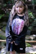 【予約商品】アマツカミ 夢菊/ju  L/S T-shirts