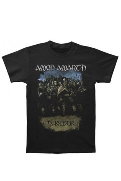 AMON AMARTH SHIELD WALL T-Shirt