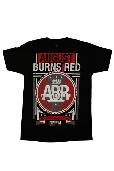 AUGUST BURNS RED CROWN