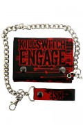 KILLSWITCH ENGAGE DRAGON ZOMBIE WALLET