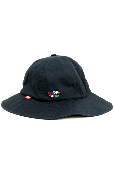 VIRGO HAPPINESS HAT BLACK