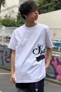 Subciety SIDE GLORIOUS S/S WHITE