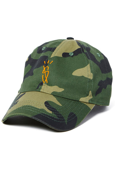 MUSIC SAVED MY LIFE (MSML) CAP CAMO