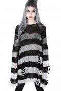 KILL STAR CLOTHING Grady Knit Sweater