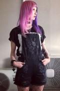 KILL STAR CLOTHING Samona Overalls