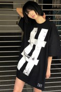 HEDWiNG Big Hashtag〝#〟 T-shirt Black