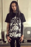 ROB ZOMBIE×KILL STAR CLOTHING Superbeast T-Shirt