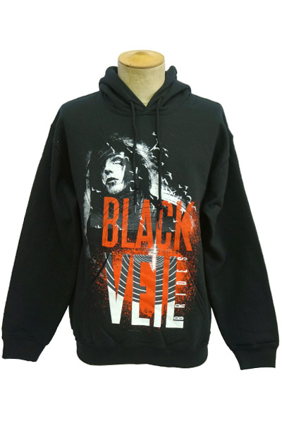 BLACK VEIL BRIDES Swirl Black - Pullover