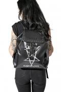 BLACK CRAFT Satanic Motherfucker - Large Backpack