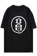 REBEL8 EIGHTH TEE BLACK
