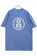 REBEL8 EIGHTH TEE LIGHT BLUE