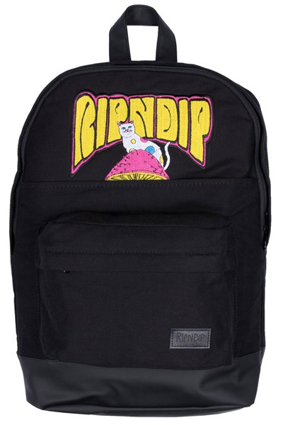 RIPNDIP Psychedelic Backpack (Black)