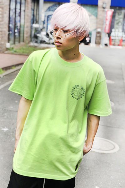 Subciety Hollyhock S/S GREEN