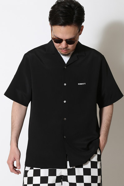 Subciety SALLOW SHIRT BLACK