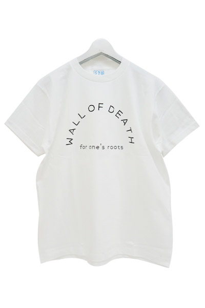 SQUARE WALL OF DEATH Ts WHITE