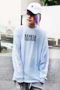 REBEL8 24 Hr Longsleeve Tee Powder Blue